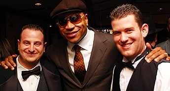 Casino Owners With LL Cool J in Queens, NY