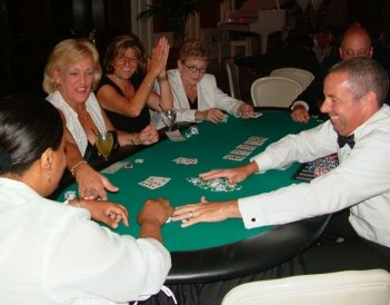 Texas Hold 'Em Tournament in Queens, NY